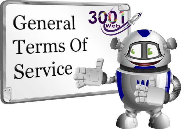 general terms of service