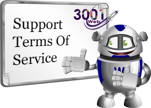 support terms