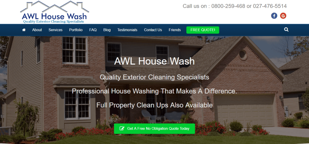 AWL House Wash