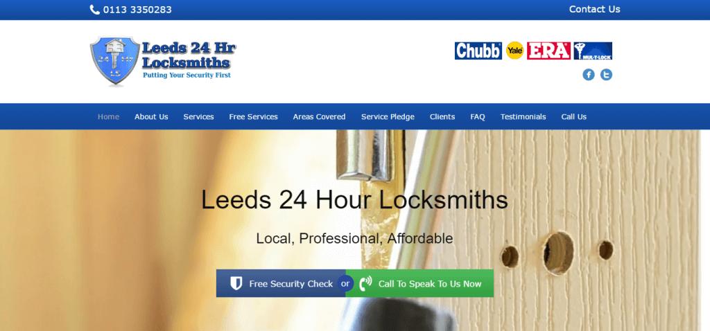 Leeds 24 hour locksmith