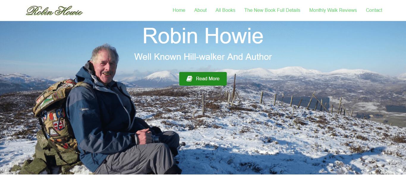 robin howie