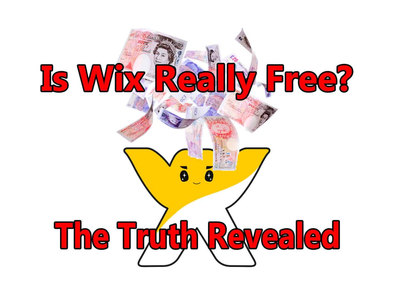 is wix really free