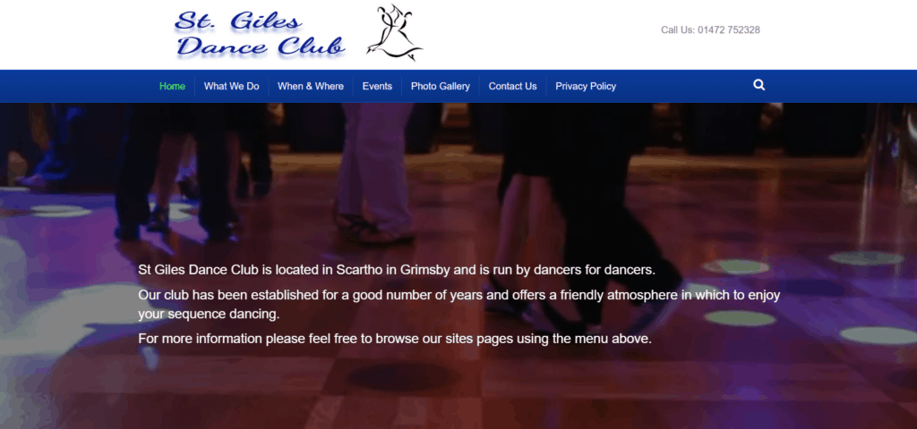 St-Giles Dance Club