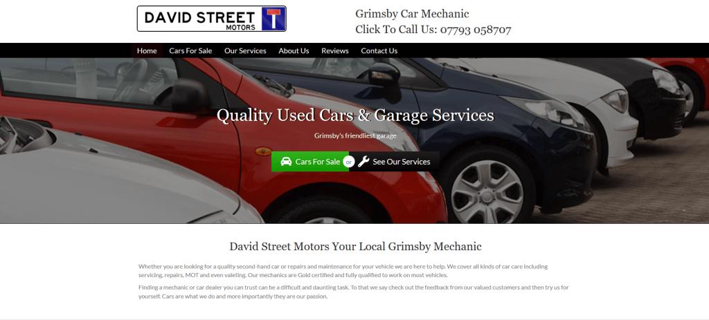 David Street Motors