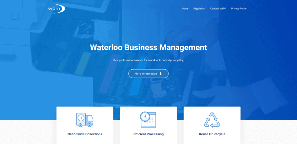 Waterloo Business Management – Your professional solution for sustainable cartridge recycling- 13-03-2020 14-30-02